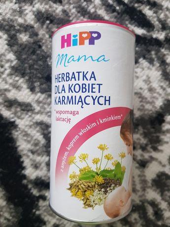 Herbatka na laktację dla karmiącej hipp