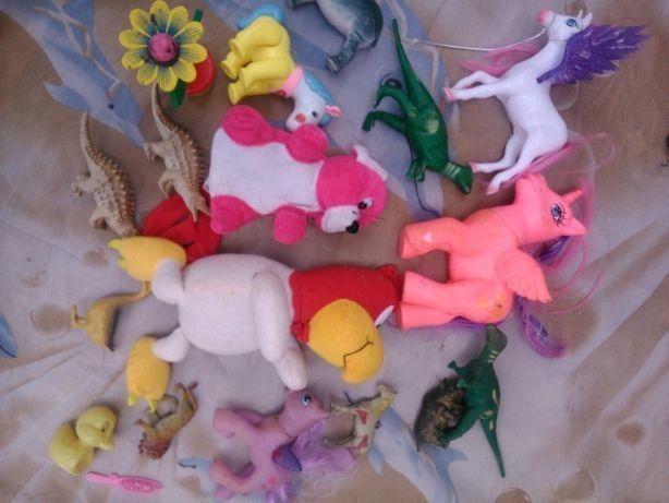 Игрушки детские в ассортименте