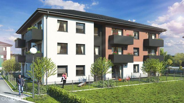 3 pokoje z balkonem słoneczne