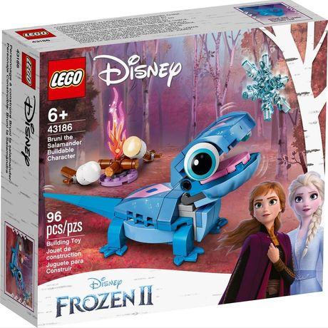 Lego Disney 43186 Salamandra Bruni do zbudowania, Kraina Lodu Wys 24h