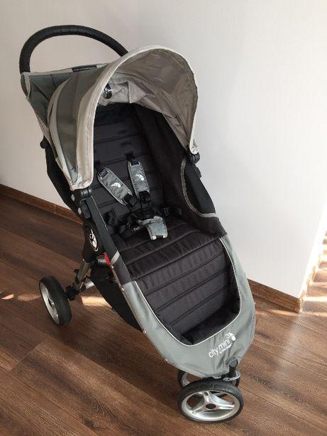 Spacerówka Baby Jogger City Mini. Jak NOWY! Bielsko, Szczyrk