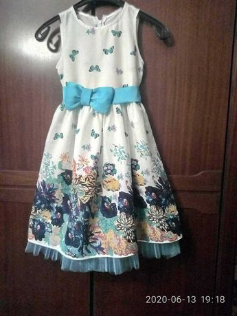 Суперское Платье из батиста