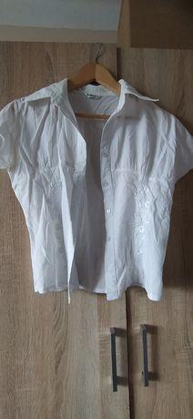 Bluzki białe oddam