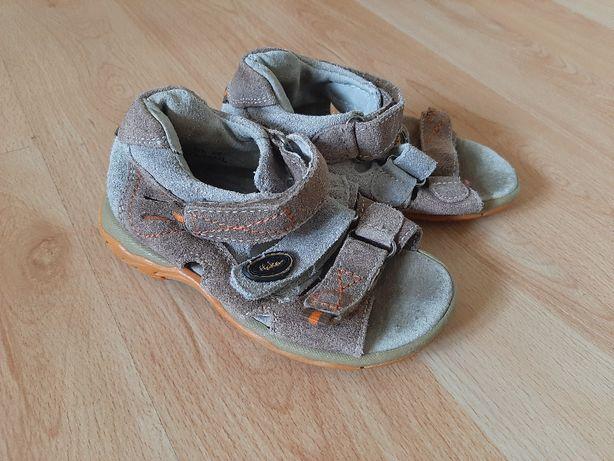sandały sandałki 23 dziecięce Haker