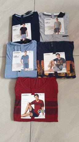 Nowa piżama męska rozmiar M L XL oraz XXL