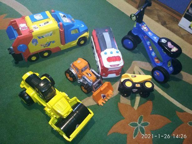 Машины беговел большие игрушки