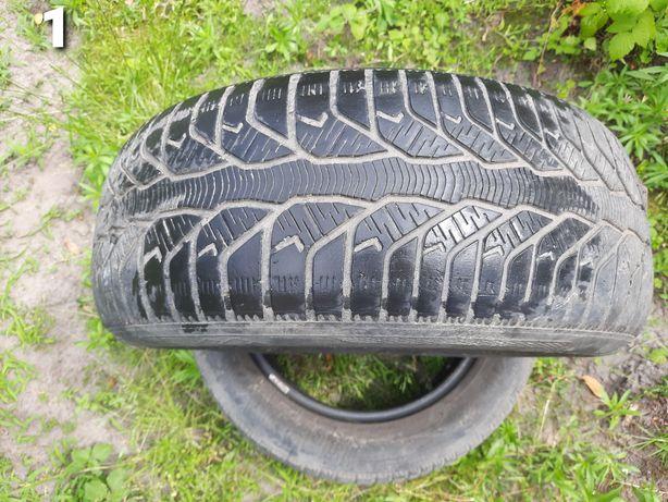 Зимние шины б/у, разные r15,r16