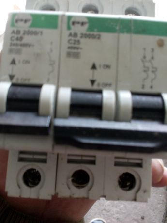 Продам автоматичний вимикач