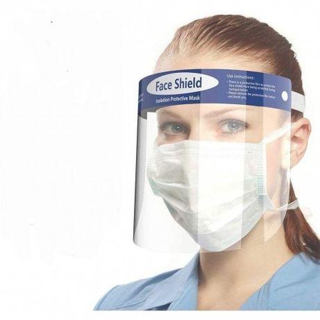 Maska Przyłbica Ochronna Osłona Twarzy Face Shield