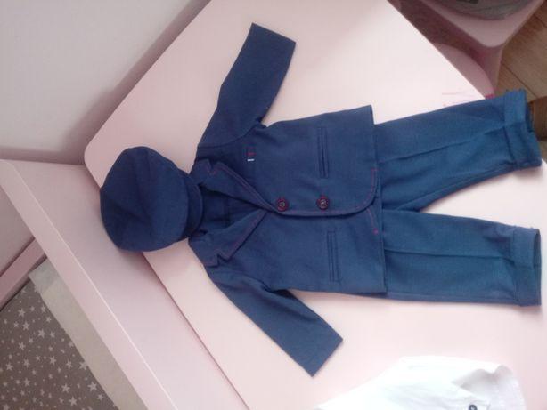 Garniturek ubranie do chrztu 68