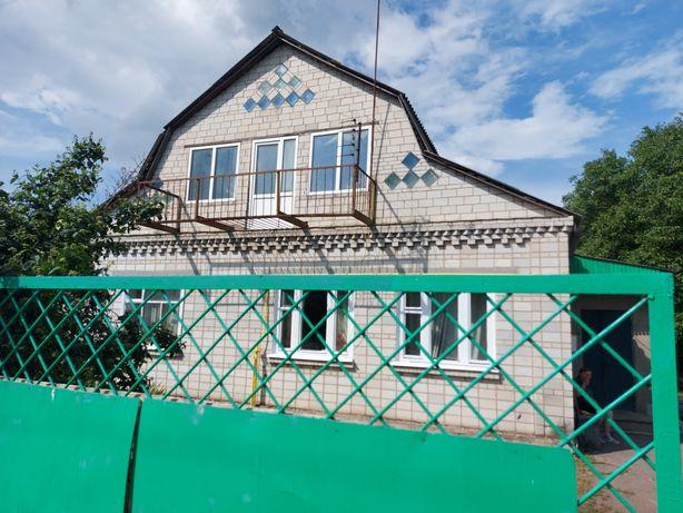 Продам дом на 2 входа Бориспіль с. Горобіївка