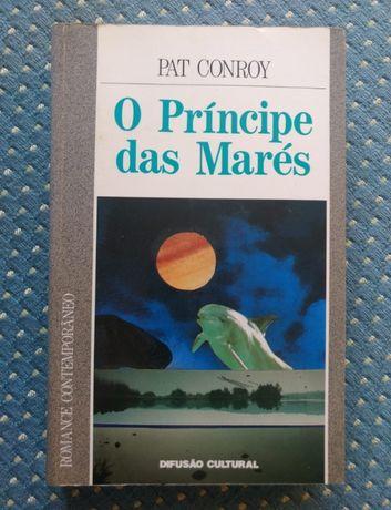 """Livro """"O Príncipe das Marés"""" Pat Conroy - Em Excelente Estado!"""