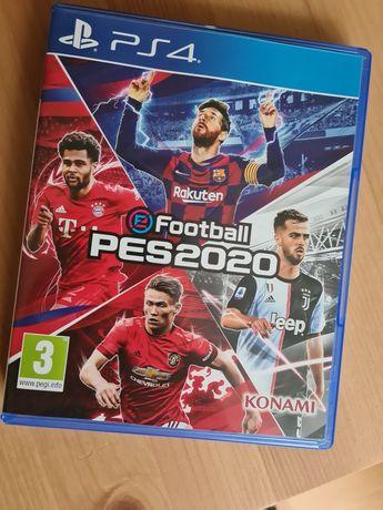PES 2020 na PS 4 ( Pro Evolutiom Soccer)