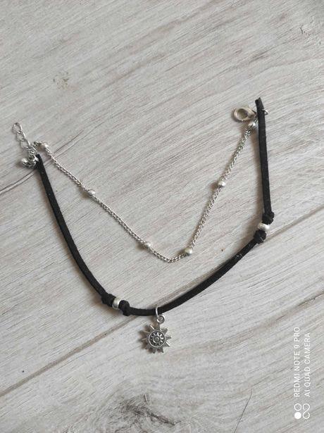 Łańcuszek,bransoleta na kostkę,rękę,nowy!
