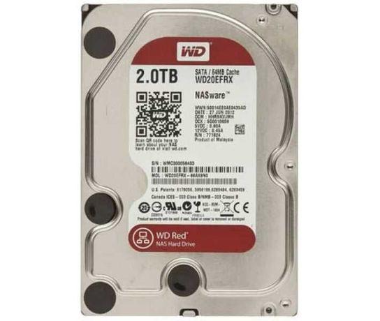 Жесткий диск WD Red 2 TB (WD20EFRX)