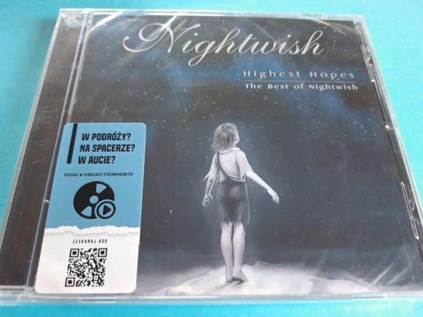 Nightwish – Highest Hopes , CD 2005 , nowa , zafoliowana