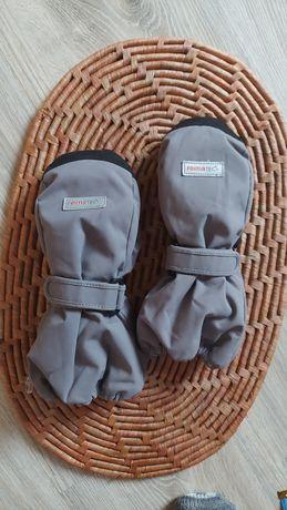 Оригінальні термо рукавиці Reima tec + 4 краги