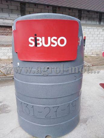 Zbiornik do paliwa SIBUSO 1500l 2500l NOWOŚĆ!