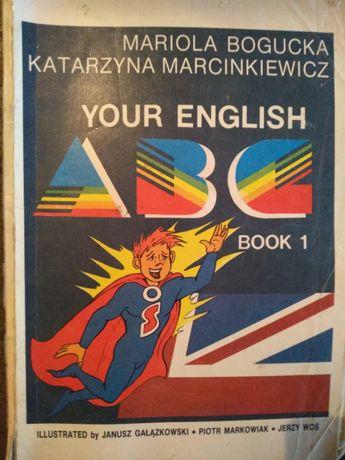 Ksiązka Your English do jezyka angielskiego