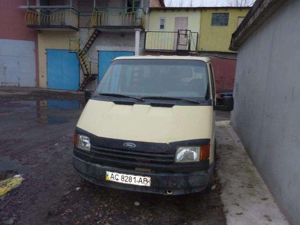 продам форд транзит 2.5 дизель 1987 г пассажир