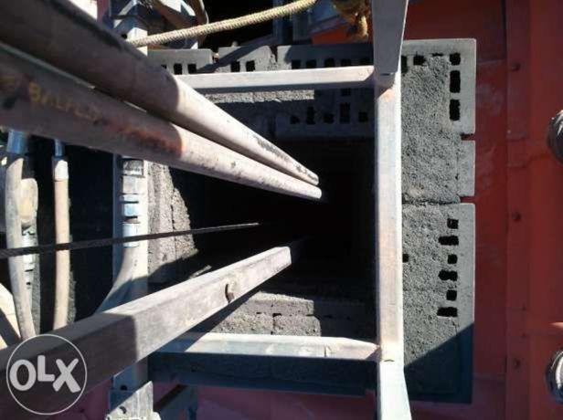 Frezowanie techniką diamentową uszczelnianie remont komina kominów