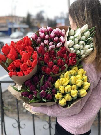 Тюльпан, гиацинт