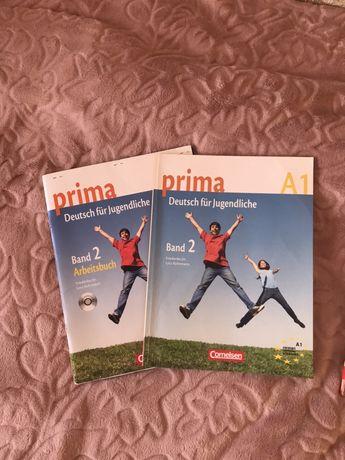 Учебники по изучению немецкого языка 5-8 (классы) в состоянии НОВЫХ)