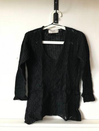 Sweter Zara rozm. M czarny