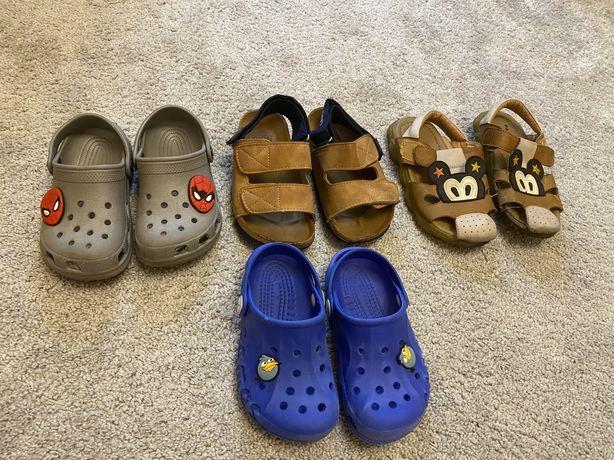 Обувь после сына размер 28-29