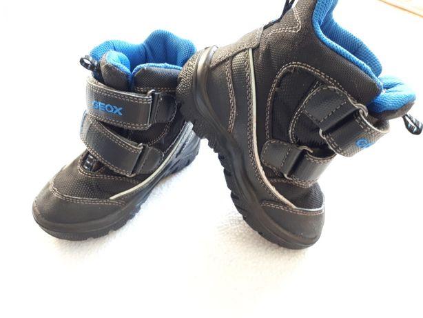 Geox buty zimowe śniegowce 24 jak nowe
