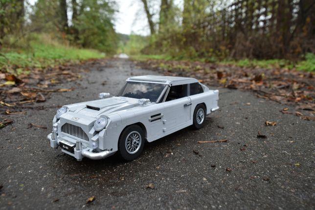 Конструктор Машина агента 007 (Аналог Lego, Лего)
