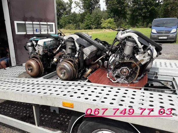 Двигун 2.9 TD (602) (Sprinter) - MERCEDES E210 -Двигатель 2.9 TD (602)