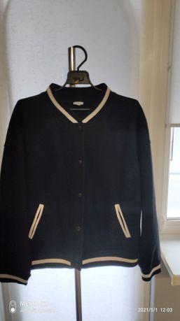 Куртка бомбер батник