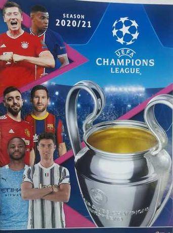 Cromos Liga dos Campeões/Champions League 2020/2021 para venda