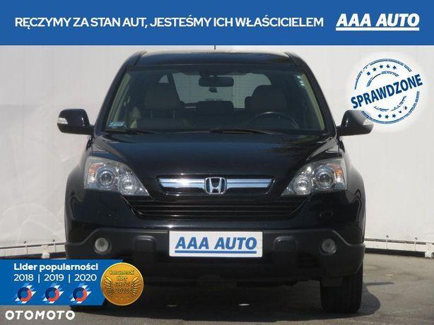 Honda Cr-V 2.0 I, Salon Polska, Serwis Aso, 4x4, Skóra, Xenon,