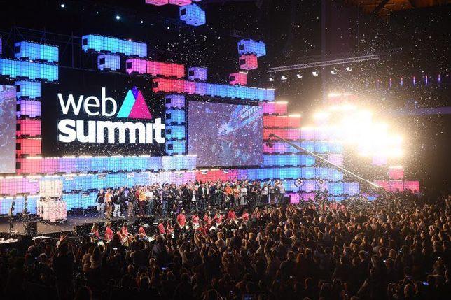 Білети на Web summit  1-4 листопада 2021