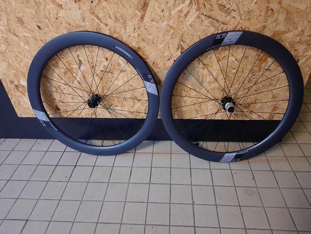 Rodas disco carbono perfil 55