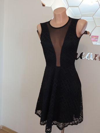 Sukienka czarna XS