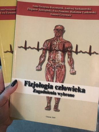 Podręcznik Fizjologia Człowieka AWFiS