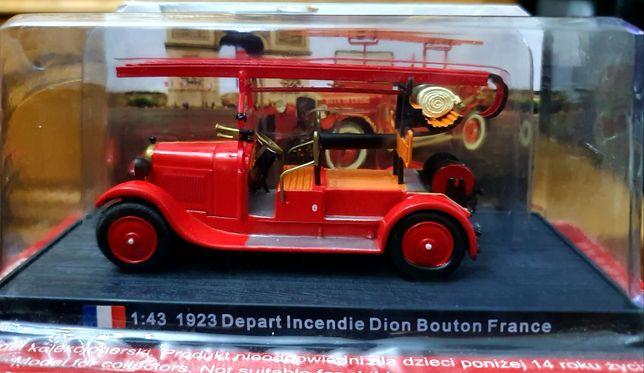 Model Straży pożarnej z 1923r