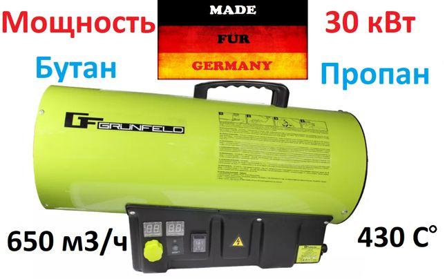 Газовая тепловая пушка grunfeld gfah-30 натяжные потолки
