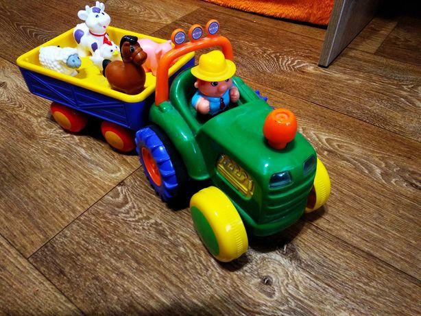 Игровой набор Kiddieland Трактор фермера