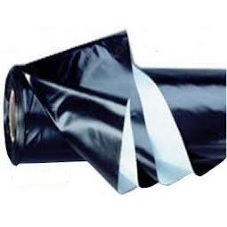 FOLIA czarno-biała 8x33 KISZONKARSKA-na pryzmy;silosy RÓŻNE SZEROKOŚCI