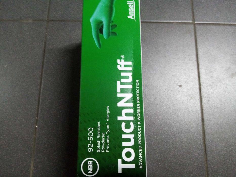 Rękawiczki nitrylowe TouchNTuff 92-500 Anssel Wadowice - image 1