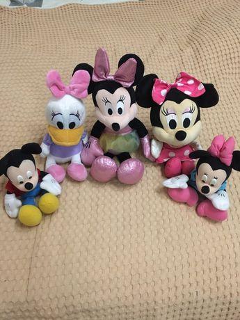 Мягкие игрушки герои Диснея!