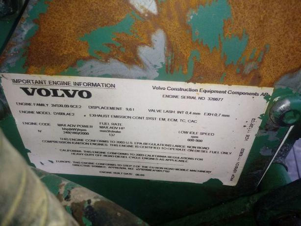 Volvo Двигатель d12t td100a d13c d100e d10b d16a