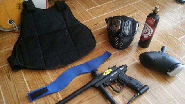 Paint ball completo