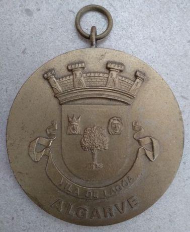 Medalhão de Mérito Desportivo Municipal - Lagoa (Algarve)