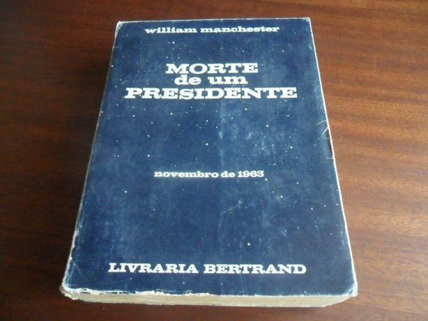 """""""Morte de um Presidente"""" de Wiliam Manchester"""