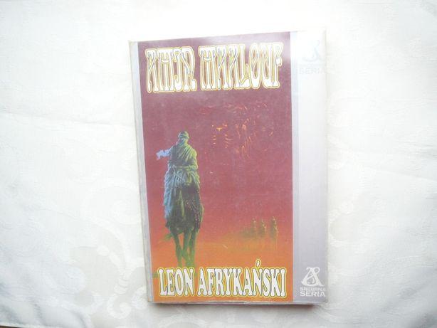 Amin Maalouf ,,Leon afrykański''